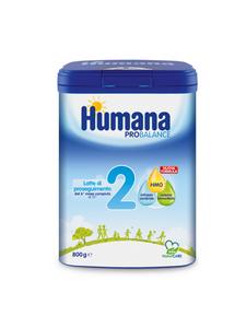 Humana - 2 Probalance Latte Polvere Confezione 800 Gr