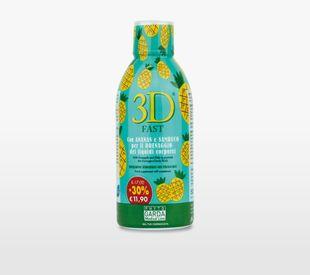3D - Fast Integratore Depurativo Drenante Confezione 500 Ml