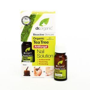 Optima Naturals - Dr Organic Tea Tree Nail Confezione 10 Ml