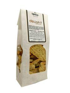 Liposuxten - Delight Fette Biscottate Confezione 200 Gr