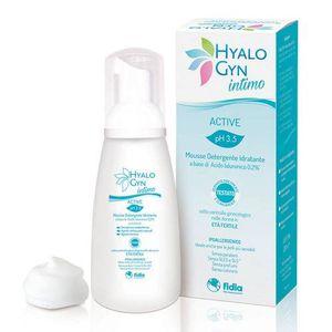 Hyalo Gyn - Intimo Mousse Active Confezione 200 Ml (Scadenza Prodotto 28/05/2021)