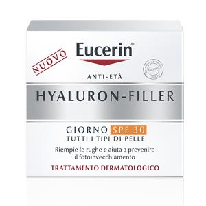 Eucerin - Hyaluron Filler Giorno Spf 30 Confezione 50 Ml