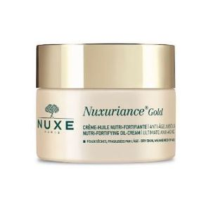 Nuxe - Nuxuriance Gold Creme-Huile Nutri-Fortifiante Confezione 50 Ml