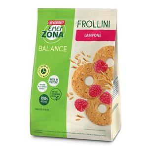 Enervit - Enerzona Frollini 40-30-30 Lampone Confezione 250 Gr