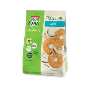 Enervit - Enerzona Frollini 40-30-30 Cocco Confezione 250 Gr
