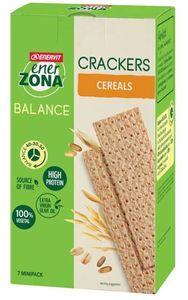 Enervit - Enerzona Crackers 40-30-30 Cereals Confezione 175 Gr