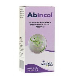 Abincol - Confezione 14 Stick Orosolubili