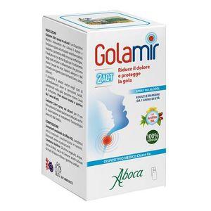 Aboca - Golamir 2 Act Spray No Alcool Confezione 30 Ml (Scadenza Prodotto 01/03/2021)