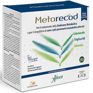 Aboca - Metarecod Confezione 40 Bustine