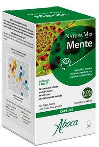 Aboca - Natura Mix Advanced Mente Confezione 50 Capsule