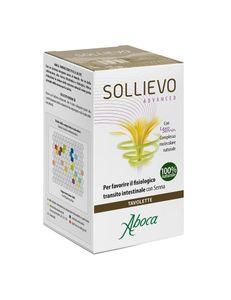 Aboca - Sollievo Advanced Confezione 90 Tavolette