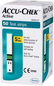 Accu-Chek - Active Strips Confezione 50 Pezzi