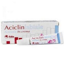 Aciclin - Crema Labiale 5% Confezione 2 Gr