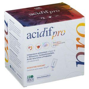 Acidif - Pro Confezione 30 Bustine