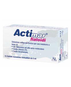 Actimar - Fialoidi Confezione 15 Flaconcini
