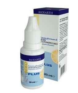 Bioearth - Actiseed Plus Estratto Glicerinato Di Semi Di Pompelmo Confezione 50 Ml