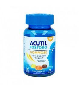 Acutil - Fosforo Caramelle Gommose Confezione 50 Pezzi