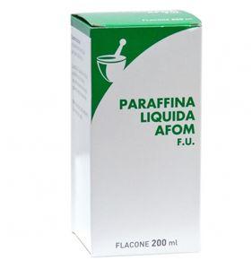 Aeffe - Paraffina Liquida Afom F.U. Confezione 200 Ml (Confezione Danneggiata)
