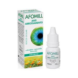 Afomill - Antiarrossamento Gocce Confezione 10 Ml