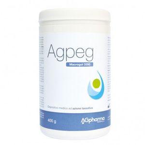 Agpeg - Macrogol 3350 Confezione 400 Gr