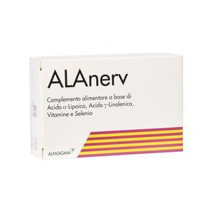 Alanerv - 920 Mg Confezione 20 Capsule