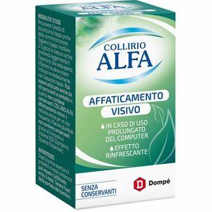 Alfa - Collirio Affaticamento Visivo Confezione 10 Ml