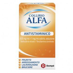 Alfa - Collirio Antistaminico Confezione 10 Ml