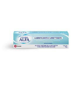 Alfa - Gel Lubrificante Collirio Confezione 10 Ml