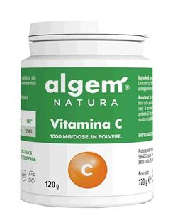 Algem - Vitamina C 1000 Mg Confezione 120 Gr