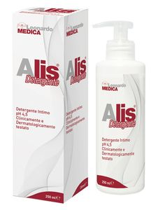 Alis - Detergente Intimo Confezione 250 Ml (Confezione Danneggiata)