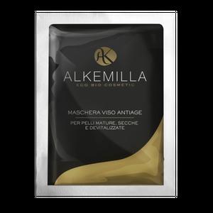 Alkemilla - Maschera Viso Antiage Confezione 20 Ml