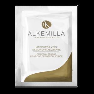Alkemilla - Maschera Viso Sebonormalizzante Confezione 20 Ml