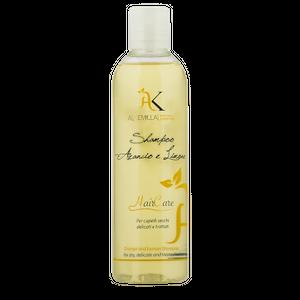 Alkemilla - Shampoo Bio Arancio e Limone Confezione 250 Ml