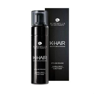 Alkemilla - K-Hair Styling Mousse Capelli Ricci Confezione 150 Ml