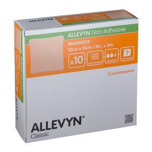 Smith & Nephew - Allevyn Non-Adhesive 10X10 Cm Confezione 10 Pezzi