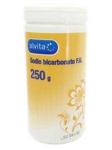Alvita - Sodio Bicarbonato Polvere Confezione 250 Gr