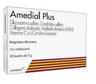 Amedial Plus - Confezione 20 Bustine