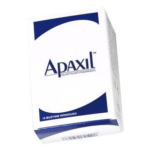 Apaxil - Salviette Antitraspiranti Confezione 20 Bustine