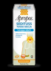 Apropos - Sedituss Sciroppo Tosse Secca Adulti Confezione 210 Gr