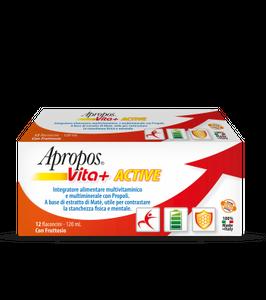 Apropos - Vita+ Active Confezione 12 Flaconcini