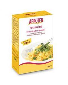 Aproten- Fettuccine Pasta Aproteica Confezione 250 Gr