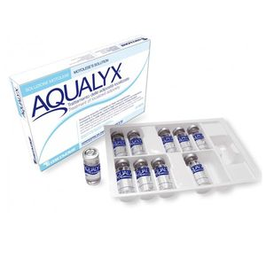 Aqualyx - Soluzione Acquosa Confezione 10X8 Ml
