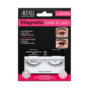 Ardell - Eyeliner Magnetico Liquido + Ciglia Magnetiche 110