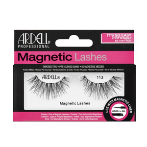 Ardell - Magnetic Lashes Ciglia Finte Magnetiche 113 Confezione 1 Paio