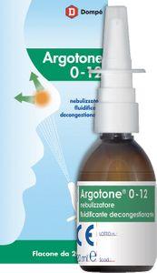 Argotone - 0-12 Spray Nasale Confezione 20 Ml