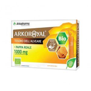 Arkopharma - Arko Royal Pappa Reale Bio 1000 Mg Confezione 10 Fiale
