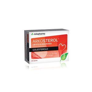 Arkopharma - Arkosterol Confezione 60 Capsule