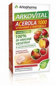 Arkopharma - Arkovital Acerola 1000 Confezione 15 Compresse