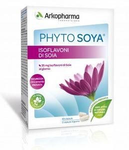 Arkopharma - Phytosoya 17.5 Gr Confezione 60 Capsule
