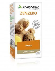 Arkopharma - Zenzero Bio Confezione 40 Capsule